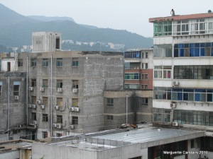Buildings at yangquan