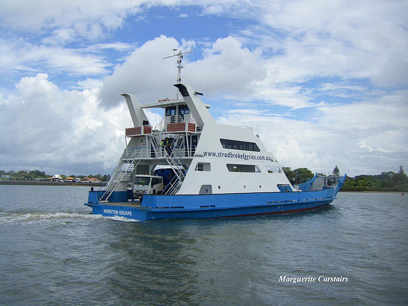 Macleay Island Ferry Vehicle