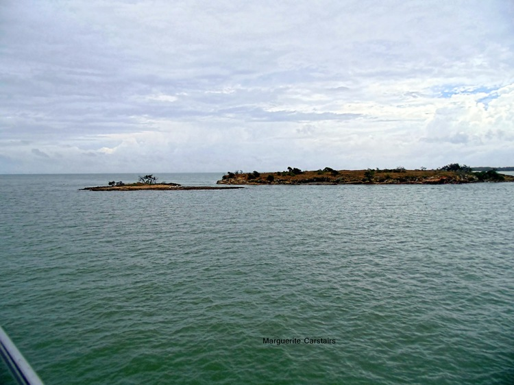 Islands near Curtis