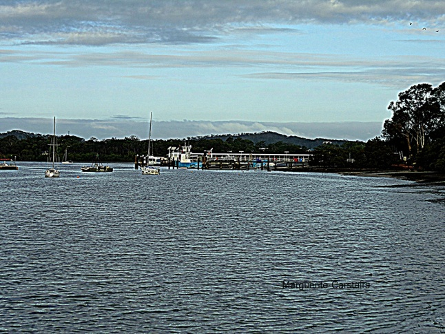 Russell Island Pier