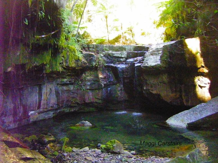 rock pool oasis