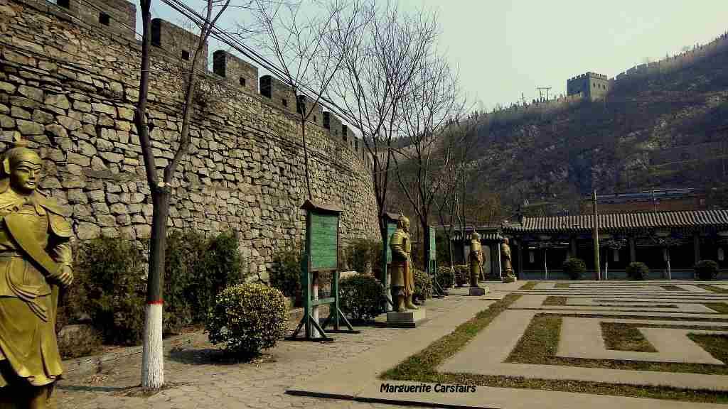 Yangquan China  city photos gallery : Great Wall of China at Yangquan Shanxi Province | Sunrise...Travel ...