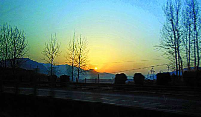 Road to Yangquan