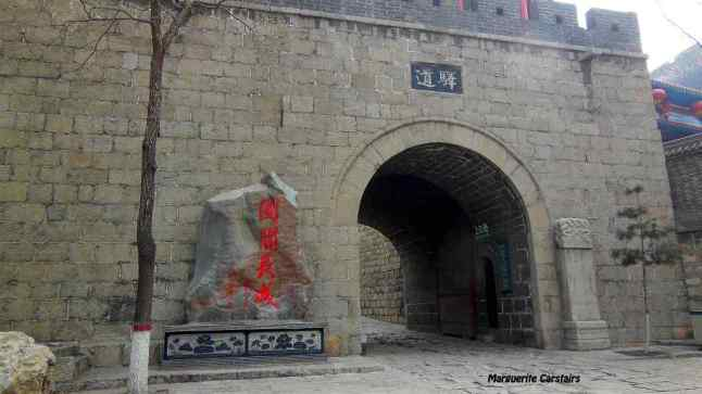 Yangquan China  city photos gallery : Great Wall at Yangquan China…Niangziguan
