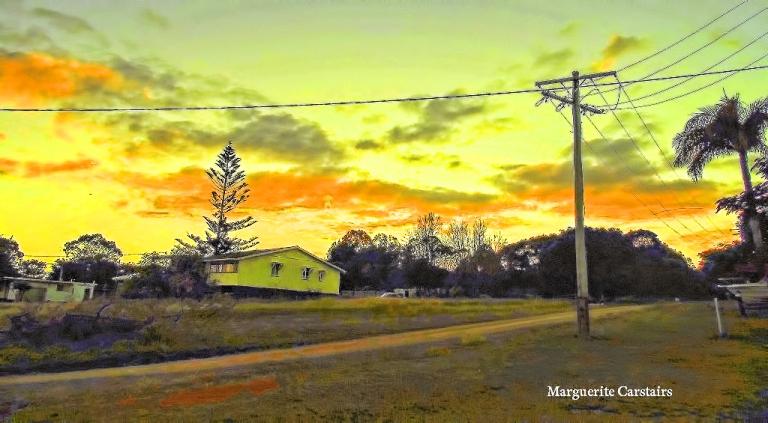 sunrise 26 May