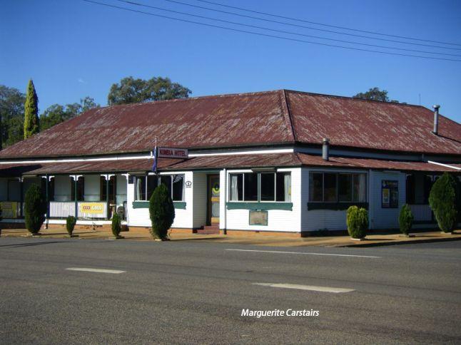 Kumbia Hotel