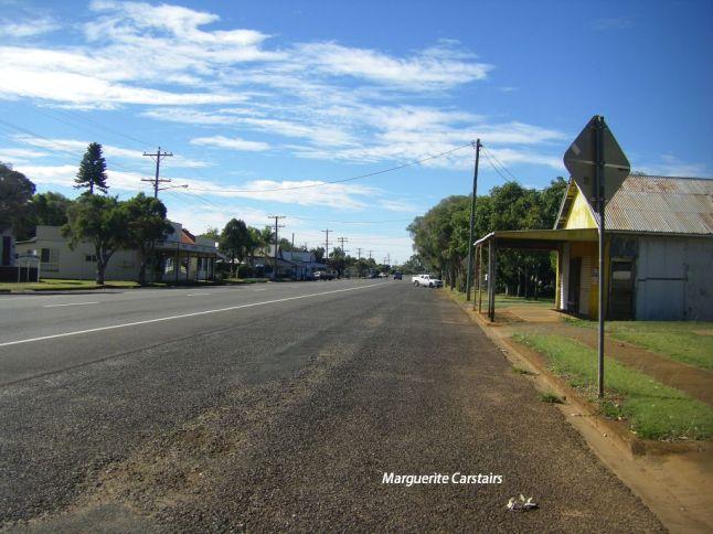 Kumbia Main Street