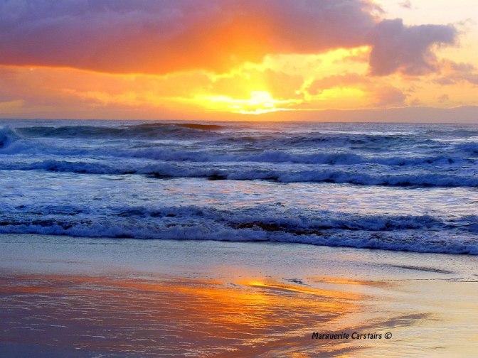 sunrise 30 July