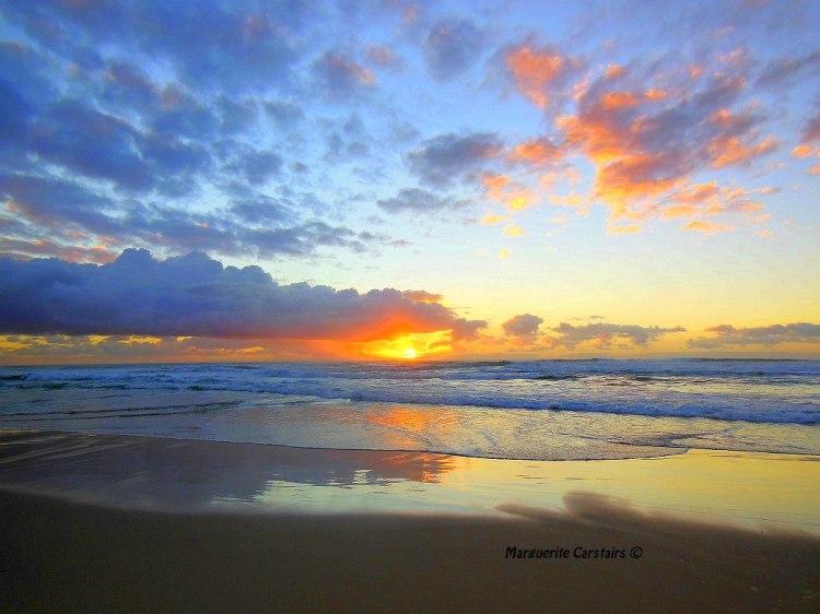 sunrise bright