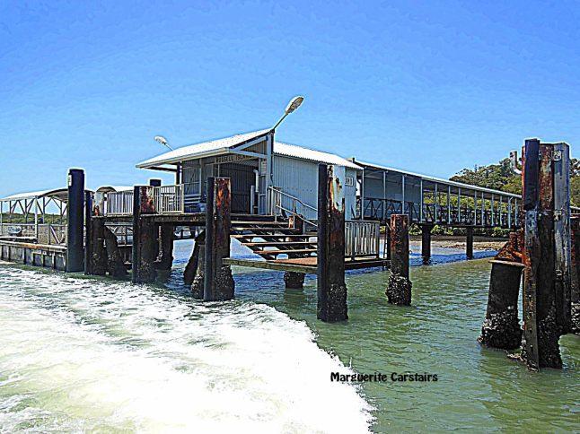 Russell Island Jetty