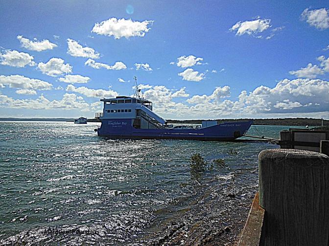 Kingfisher Resort Ferry