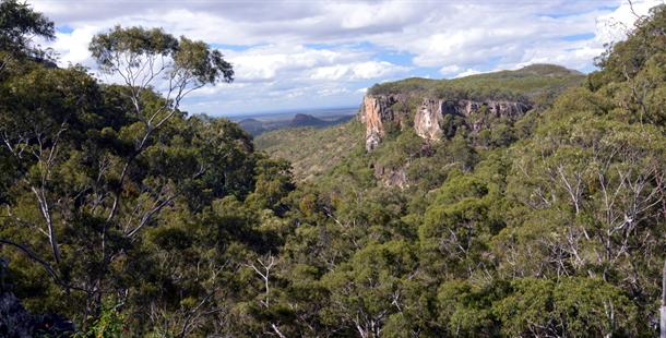 Minerva Hills from Freds Gorge1