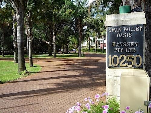 Oasis Swan Valley