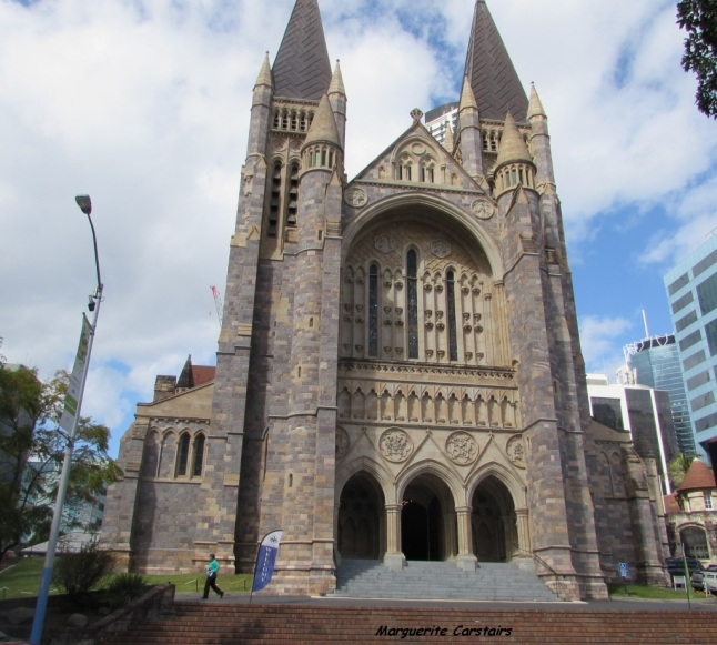 St Johns Anglican Cathedral Brisbane