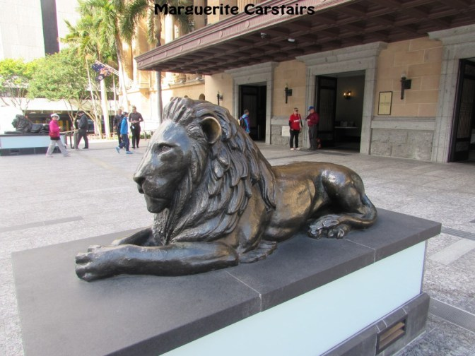Lions King George Square