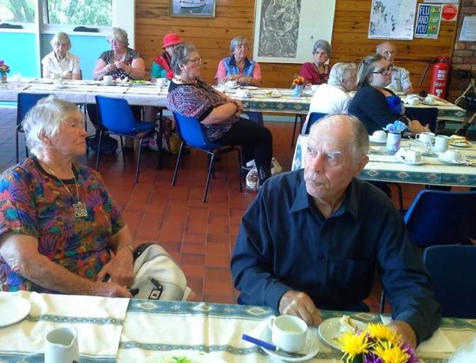 Margaret and Bernie