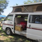 Sunshine Coast Camping places…Doonan and Cooroy