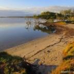 Morning on Sandy Beach Russell Island