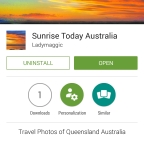 Sunrise Today Australia has a Free App …download today from Google Play