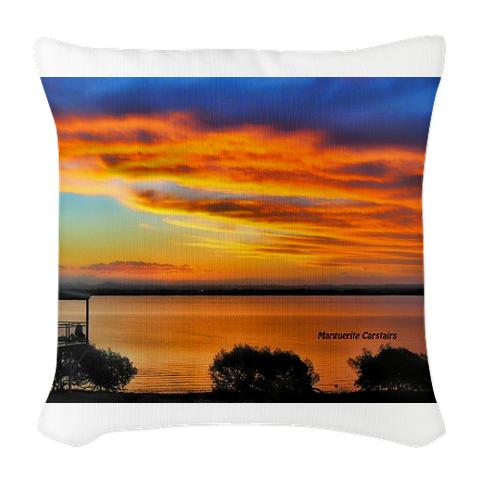 sunsetsky1_burlap_throw_pillow