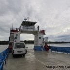 Traveling to the Bay Islands by Vehicle Ferry