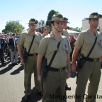 Childers Anzac March remembering 100 year Centenary