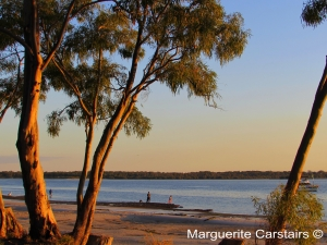 Sunset Bribie Island