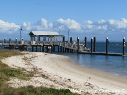 Historical Jetty at Bongaree