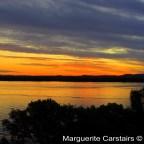 Sunset Russell Island Queensland