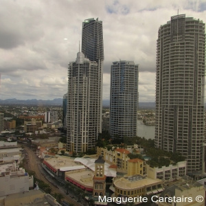 Main shopping Centre Surfers Paradise