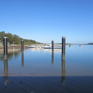Russell Island Jetty
