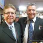 RSL Presidents Dinner Russell Island