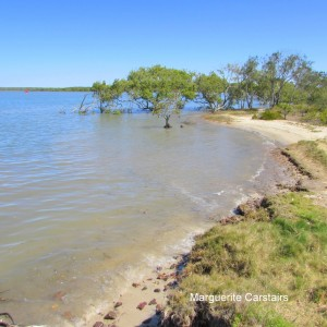 Sandy Beach Swimming hole