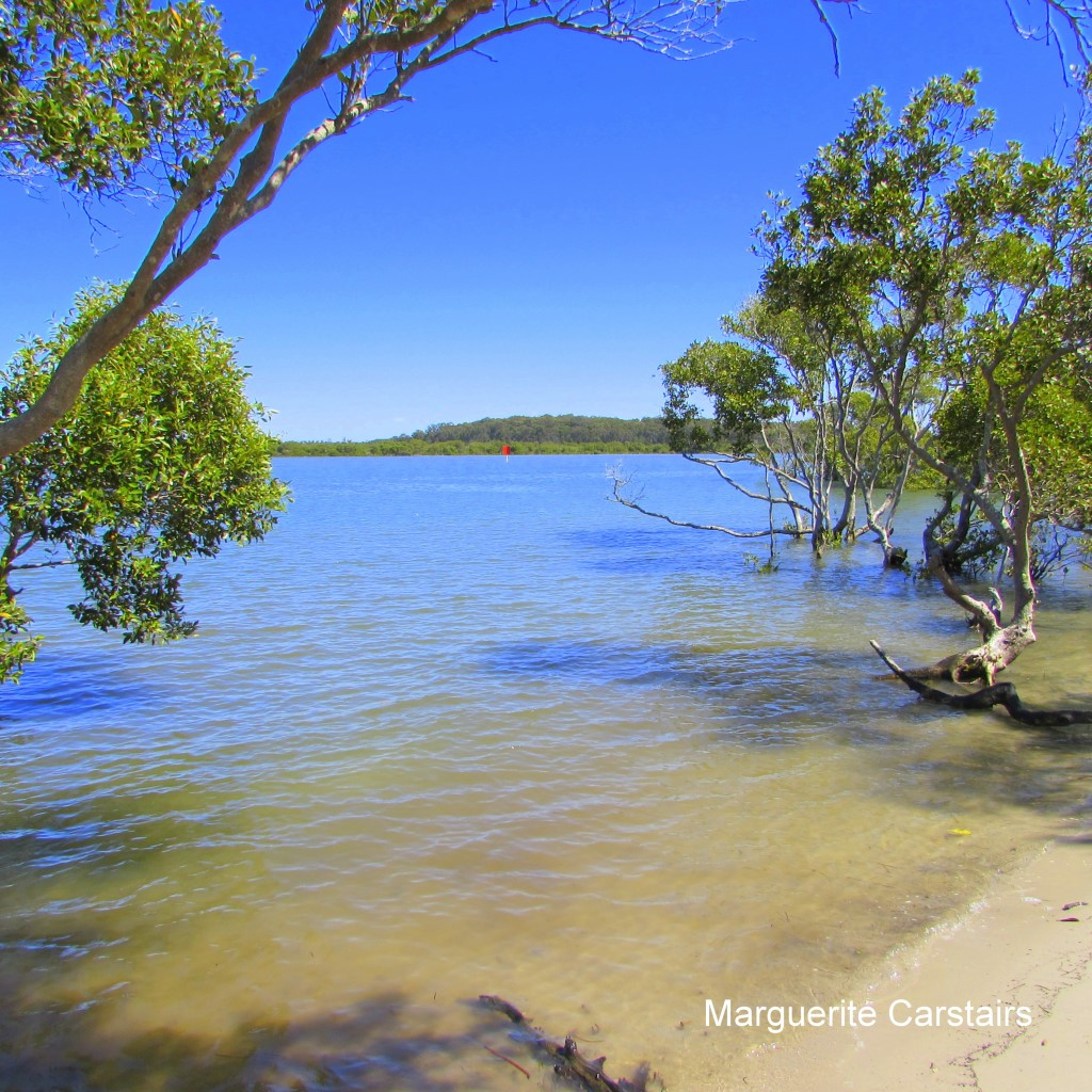 Sandy Beach: Sunrise…Travel Talk With Maggi