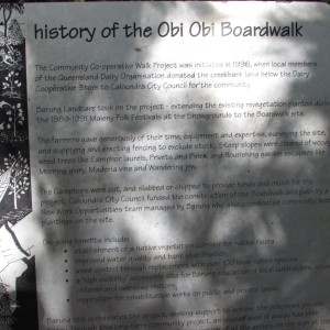 Obi Boardwalk Maleny