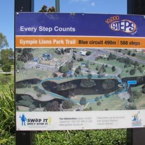 Gympie Lions Park Trail