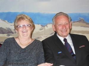 Ron and Pauline