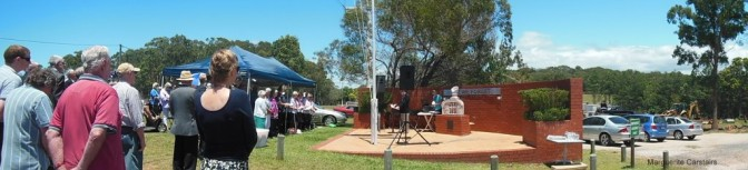 Remembrance Day Panorama