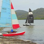 Sandy Beach Sailing