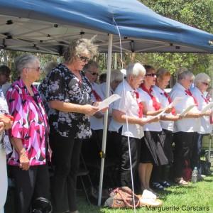 Russell Island Choir