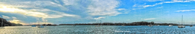 Sunset Russell Island Ramp