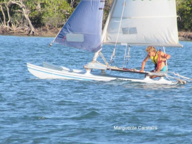 Yacht Club Sandy Beach