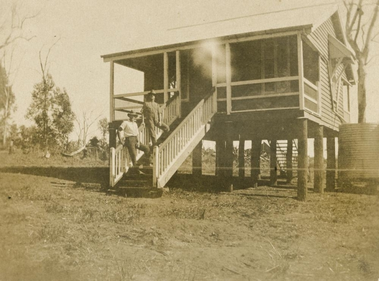 Russell-Island-State-School-Queensland-ca.-1923