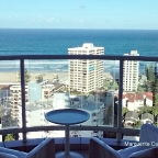 Surfers Paradise from Crowne Plaza