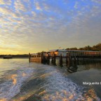Sunrise Today 24 July Russell Island Jetty