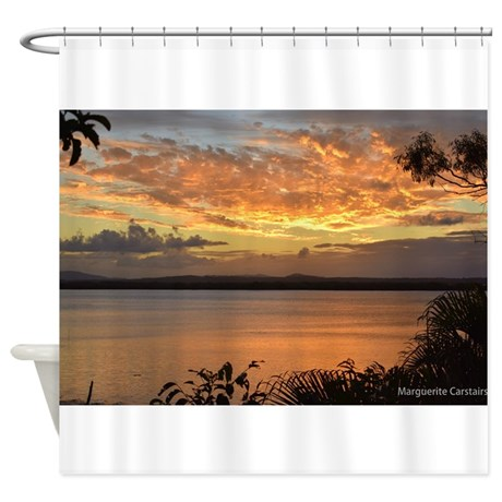 sunrise_sunrise_shower_curtain
