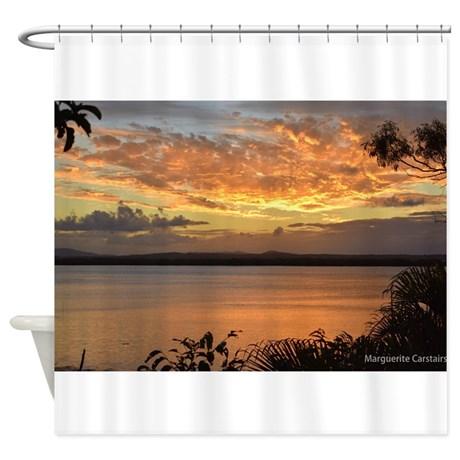 sunrise_sunrise_shower_curtain