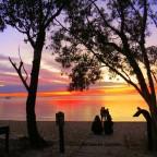 Fraser Island Sunset August 3