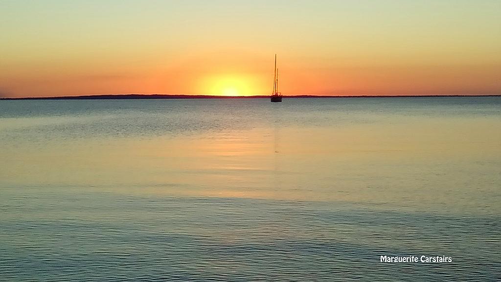 Fraser Island Sunset August 1