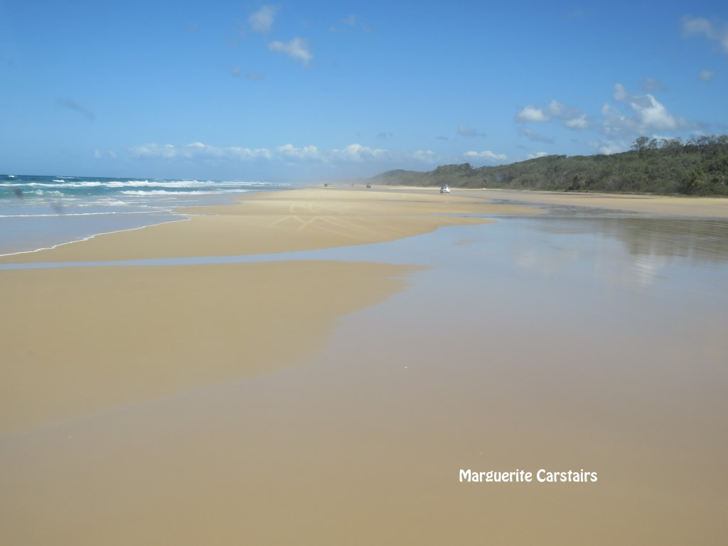 Sand Drive Tour of Fraser Island